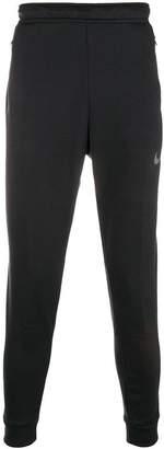 Nike elasticated-waist track pants