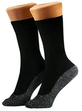 Beauty America Comfortable Ankle Lenght Tourmaline Compression Socks Self-heating Health Care Socks