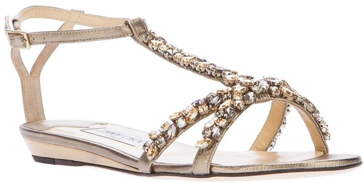 Jimmy Choo 'Trophy' sandal