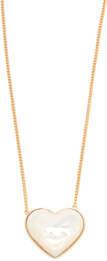 Tory BurchTory Burch Amore Heart Pendant Necklace