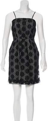 See by Chloe Layered Mini Dress