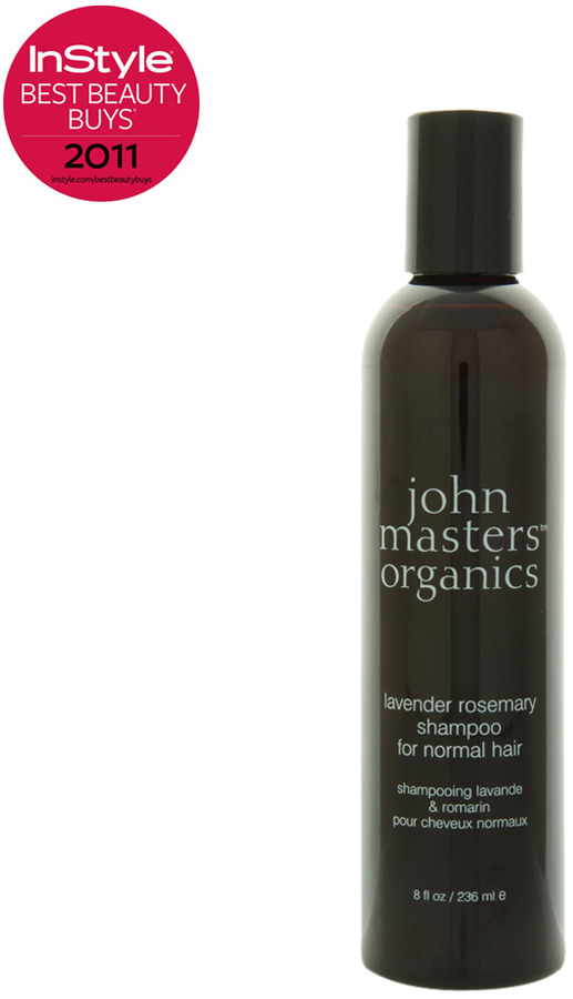 John Masters Organics Lavender & Rosemary Shampoo For Normal Hair 236ml