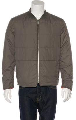 Maison Margiela Quilted Down Jacket