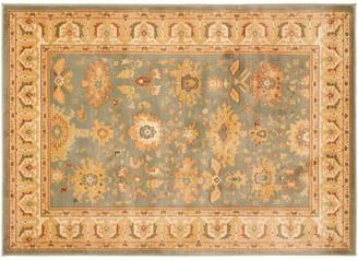 Safavieh Heirloom Floral Framed Rug