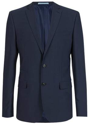 Marks and Spencer Indigo Tailored Fit Jacket