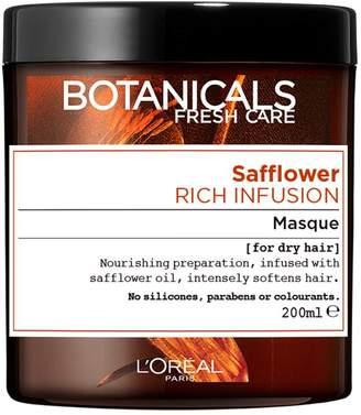 Botanicals L'Oreal Safflower Dry Hair Nourishing Hair Mask 200ml