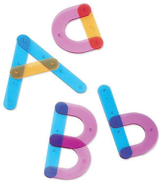 Learning Resources Letter Construction Activity Set 60 Pieces