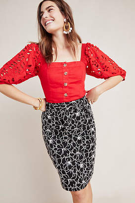 Maeve Aimee Pencil Skirt