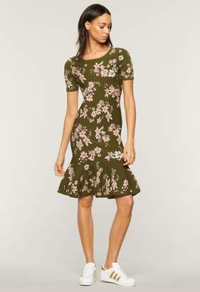 MillyMilly Twilight Floral Mermaid Dress