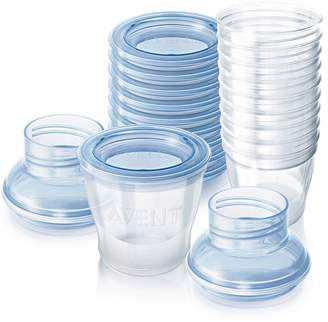 Philips Via Breast Milk Storage, 6-Ounce, 10 Pack