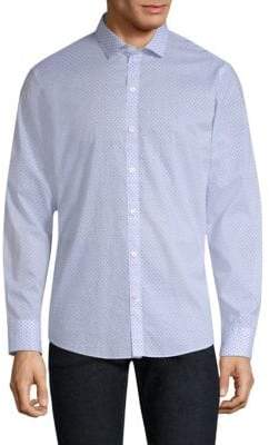 Zachary Prell Korey Long-Sleeve Woven Shirt