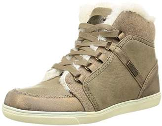 Kaporal Pagan, Women's Hi-Top Sneakers,(37 EU)