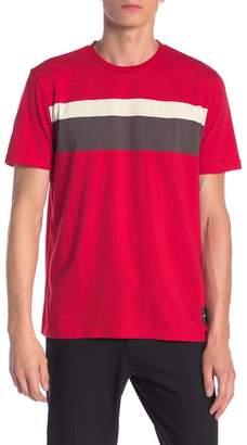 Calvin Klein Short Sleeve Stripe Knit Tee