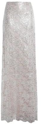 Jenny Packham Metallic Lace Skirt