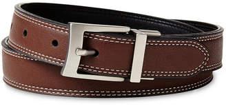 Izod Contrast Stitch Reversible Belt - Boys