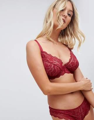 0e8706d305 Roxy Asos Design ASOS DESIGN Fuller Bust lace underwire bra