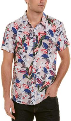 Parke & Ronen Biscayne Woven Shirt