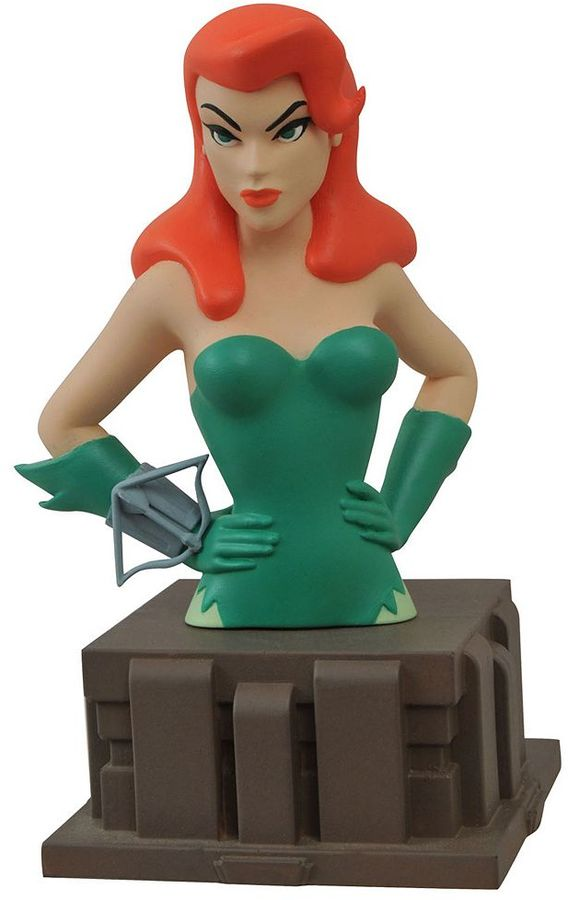 Diamond select toys Batman Animated Series Poison Ivy Bust by Diamond Select Toys
