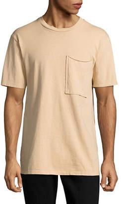 Drifter Oversized Patch Pocket T-Shirt