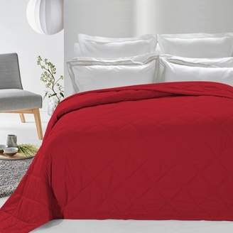 DOWN HOME Never Down Alternative Down Blanket Red King