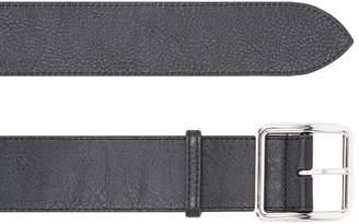 Alexander McQueen Leather Oversized Belt
