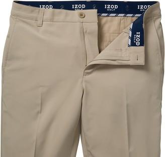 Izod Men's Swingflex Slim-Fit Stretch Performance Golf Pants