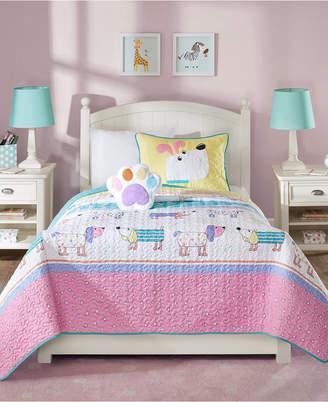 Mi Zone Kids Milo 4-Pc. Full/Queen Coverlet Set Bedding