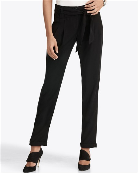 Tapered Ankle Pant