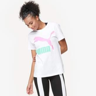 Puma 90's Loud Cat T-Shirt - Women's