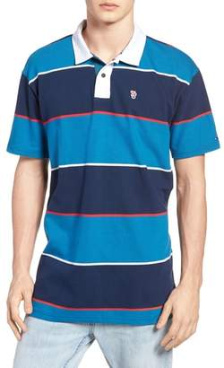 Tommy Jeans Block Stripe Rugby Polo