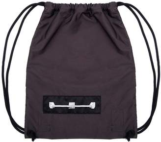 Rick Owens Nylon Backpack