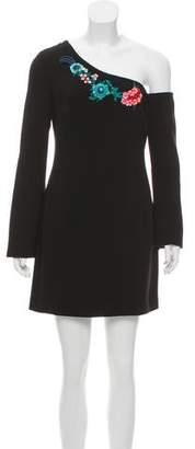 Rachel Zoe Asymmetrical Mini Dressd w/ Tags