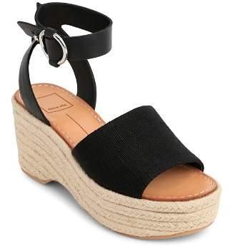 Dolce Vita Women's Lesly Espadrille Platform Sandals