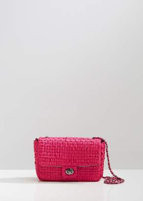 Maria La Rosa Handcrafted Little Shoulder Bag