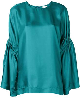 Alysi loose fit blouse