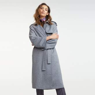 Tommy Hilfiger Wrap Trench Coat