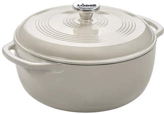 Lodge 6-qt. Oyster White Dutch Oven
