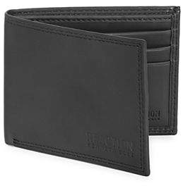 Kenneth Cole Reaction Slim Fold Wallet with Keychain