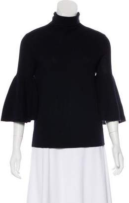 The Row Cashmere & Silk-Blend Top