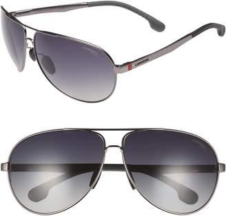 62cd2bbfc0d Carrera Eyewear 66mm Polarized Sunglasses