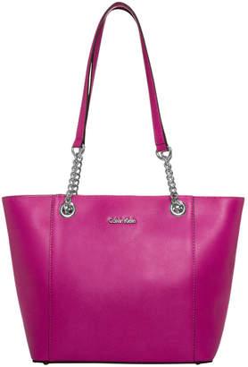 Calvin Klein Hayden Chain Tote Bag H8AAR8DS_MAG