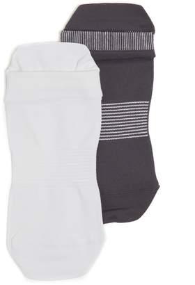 adidas by Stella McCartney Set of two running socks