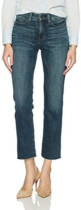NYDJ Women's Marilyn Straight Ankle Jeans