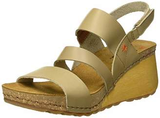 491db3e5e5a Art Women s 1320 Becerro Sand Borne Open Toe Sandals