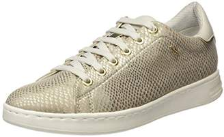 0696943ca30 Geox Gold Trainers For Women - ShopStyle UK