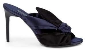 Oscar de la Renta Paige Knotted Sandals
