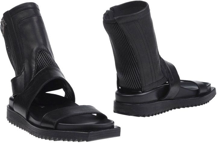 Ann DemeulemeesterANN DEMEULEMEESTER Ankle boots