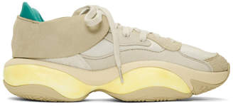 Rhude Beige Puma Edition Alteration Sneakers