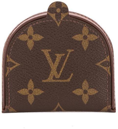 Louis VuittonLouis Vuitton Monogram Canvas Cuvette Coin Purse (Pre Owned)