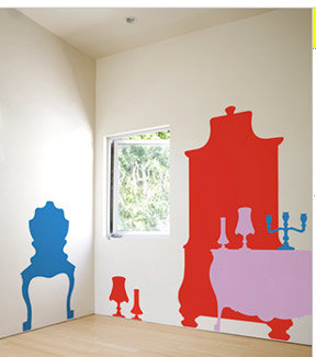 Blik Classic Must Haves Wall Decal